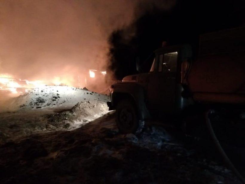 За прошедшие сутки в двух школах Иркутской области произошли возгорания