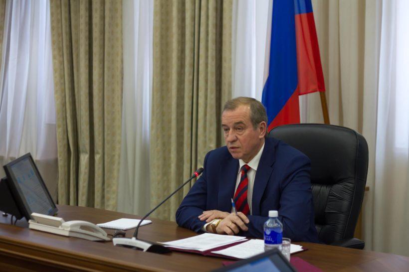 Губернатор Иркутской области потребовал отставки нескольких депутатов и двух глав МО за нарушение антикоррупционного закона