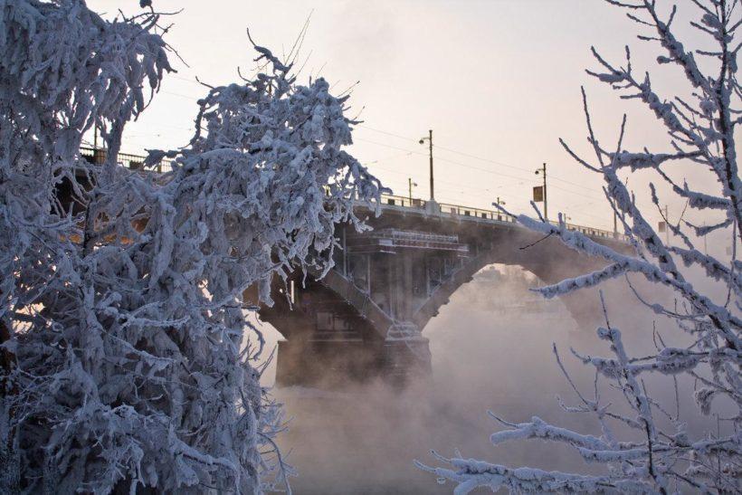 Морозы в Иркутской области пока сохранятся