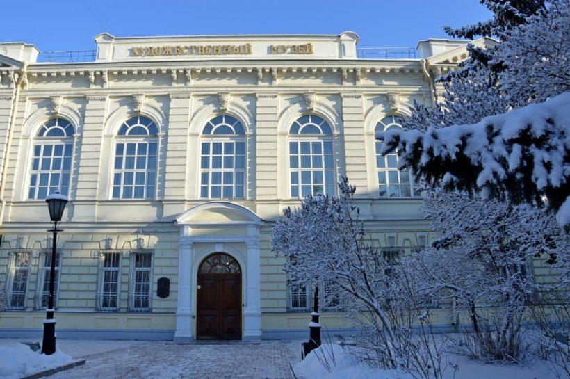 Иркутский художественный музей приглашает на Рождественский вечер 6 января