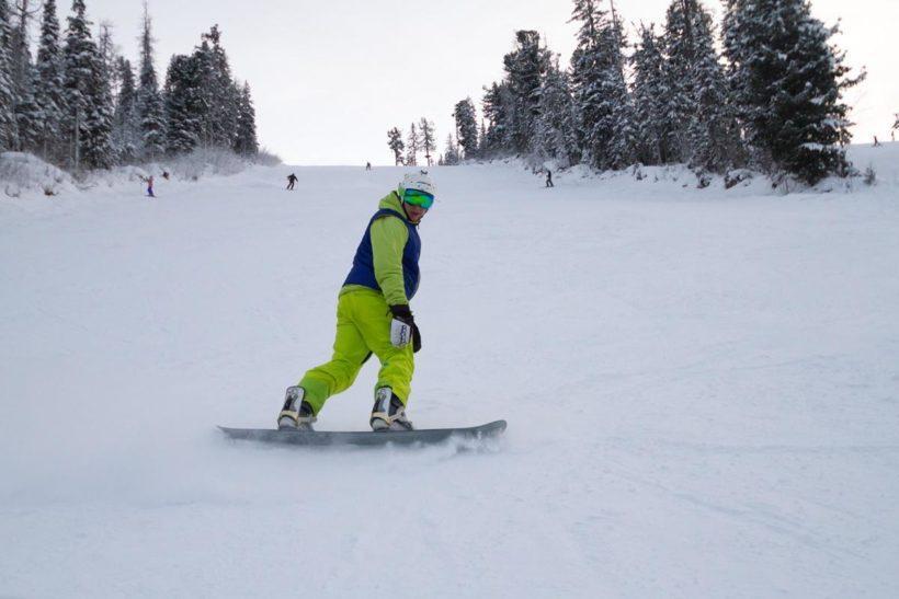 Гора Соболиная попала в топ-5 горнолыжных курортов