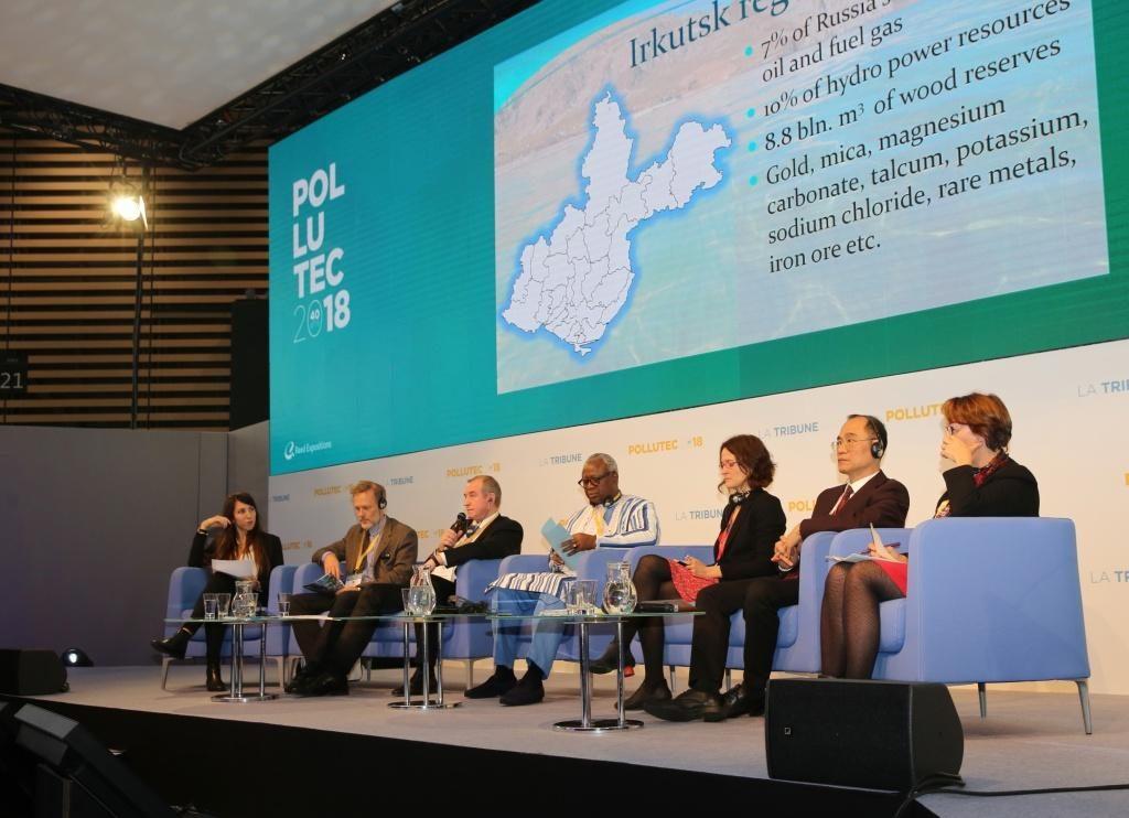 Правительство Иркутской области намерено развивать сотрудничество с Францией