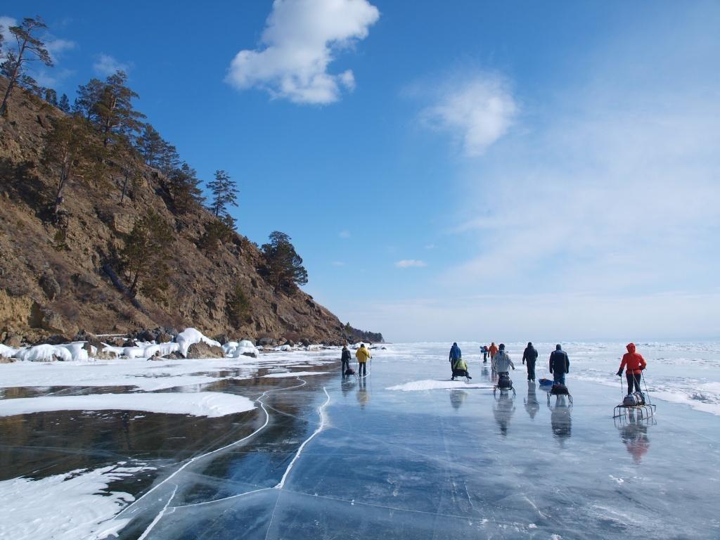 С начала февраля на Байкале стартует «Зимниада»