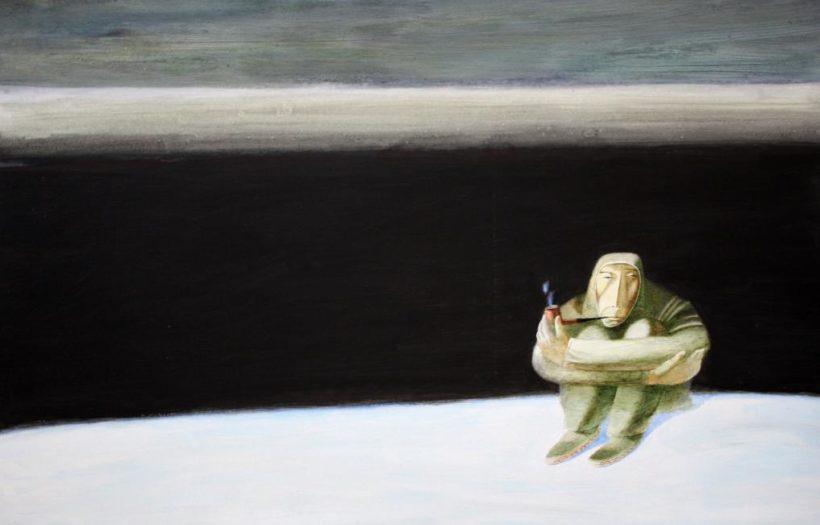 Художник из Якутии представит свои картины на выставке в Иркутске
