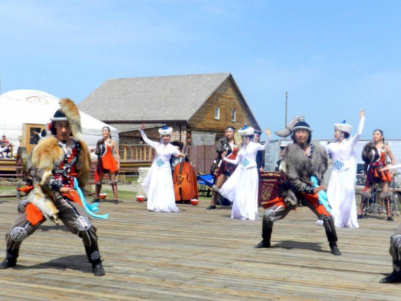 Этнопарк в Эхирит-Булагастком районе вошел в десятку лучших этнопарков России