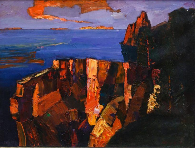 Выставка к 50-летнему юбилею иркутского художника Сергея Писарева откроется в Иркутске 31 января