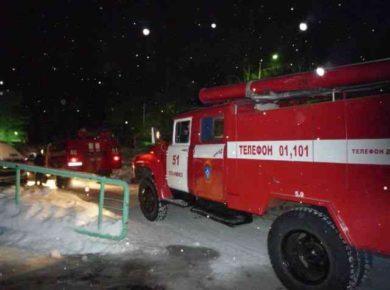 СК начал доследственную проверку по факту гибели двух пожарных в Зиме