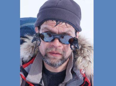 Иркутянин покорил самый высокий вулкан Антарктиды