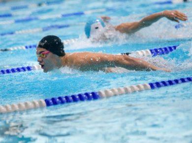Иркутский пловец получил звание мастера спорта России