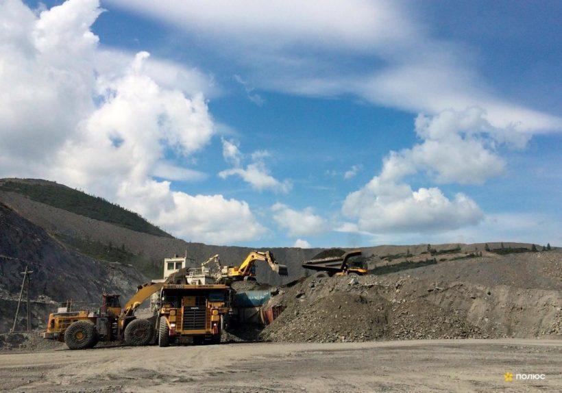 Минеральные ресурсы месторождения Сухой Лог оцениваются в 962 млн тон