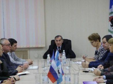 Мэр Усть-Илимска сложил свои полномочия
