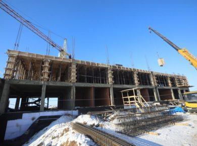 Три школы построят в Шелеховском районе в ближайшие годы
