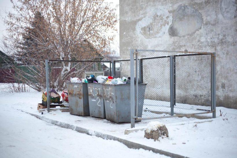 Попакетный сбор мусора сохранится до осени в отдаленных пунктах Шелеховского района