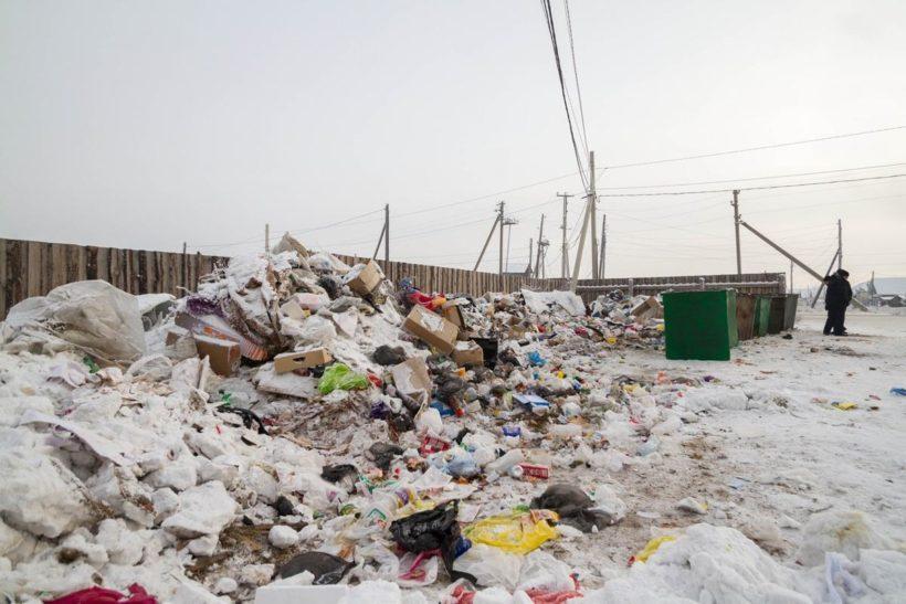 """Как обстоят дела с """"мусорной реформой""""?"""