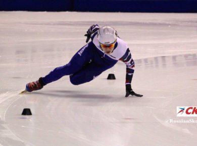 Соревнования по конькобежному спорту «Лед надежды нашей» пройдут в Иркутске 2 февраля
