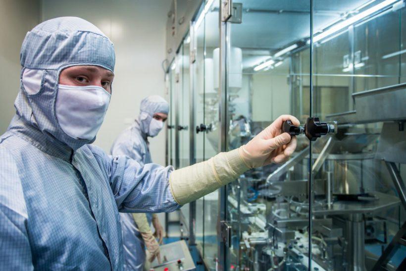 Фармацевтический завод за 10 миллиардов рублей построят в Усолье-Сибирском