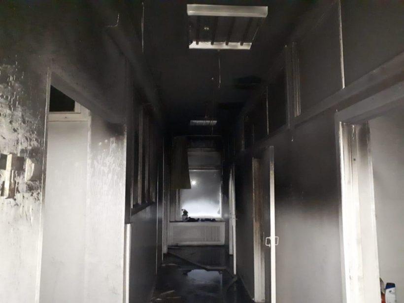 Все дети вернулись в центр социальной помощи в Усть-Илимске, в котором произошел пожар 15 января