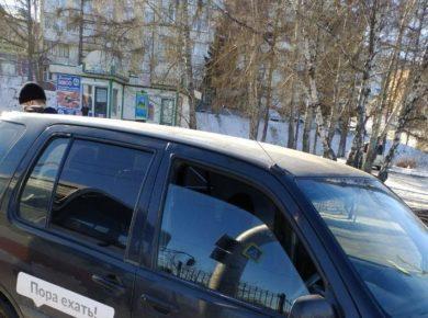 Автомобилист без прав наехал на 13-летнюю школьницу на пешеходном переходе в Иркутске