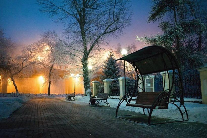 Аномальные морозы сохранятся до конца недели. Как живет Иркутск?