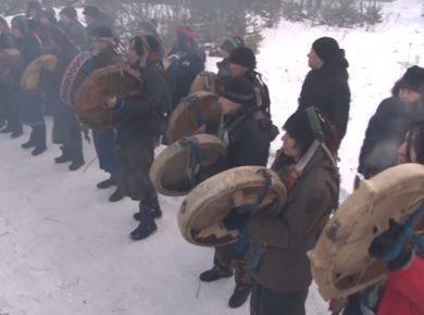 Шаманскую организацию оштрафовали на 3 тысячи рублей за обряд с сожжением верблюдов