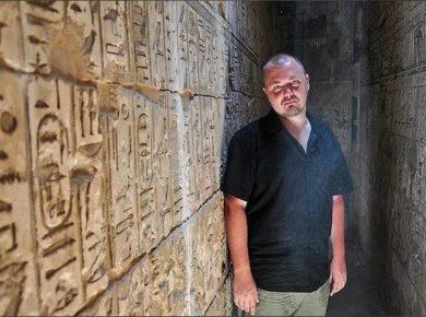 Известный российский египтолог Виктор Солкин выступит с лекциями в Иркутске и на Ольхоне