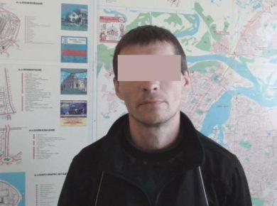 В Иркутске задержали подозреваемого более чем в 10 квартирных кражах