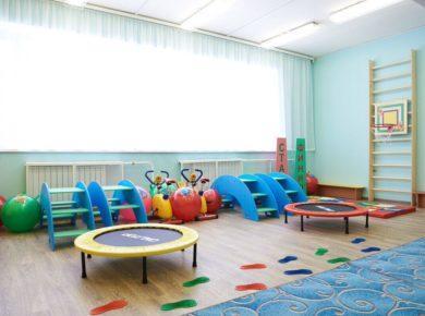 Детский сад строят в микрорайоне Первомайский в Иркутске