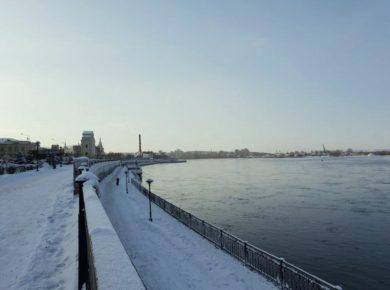 МЧС: 5 февраля в Иркутске ожидаются аномально низкие температуры