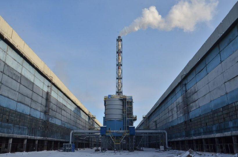 На БрАЗе впервые запустили двухступенчатую газоочистку