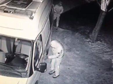Неизвестные слили бензин из машины скорой помощи в Эхирит-Булагатском районе