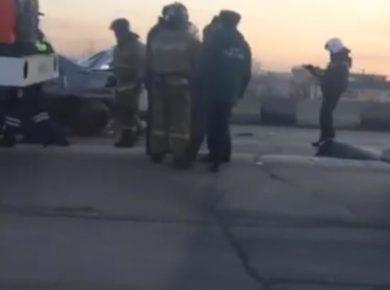 Один человек погиб в ДТП на улице Олега Кошевого в Иркутске