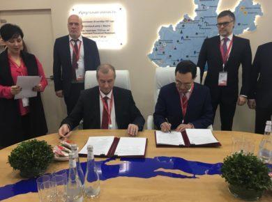 Подписано соглашение о сотрудничестве между властями Иркутской области и Республикой Саха