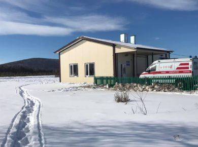 Фельдшерско-акушерский пункт открыли в селе Новостройка Черемховского района