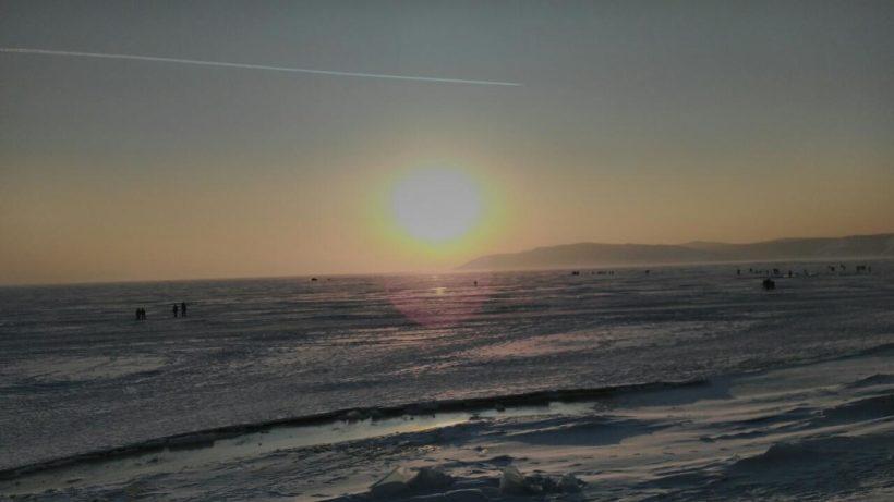 Футбольный матч на льду Байкала состоится 23 февраля в Листвянке