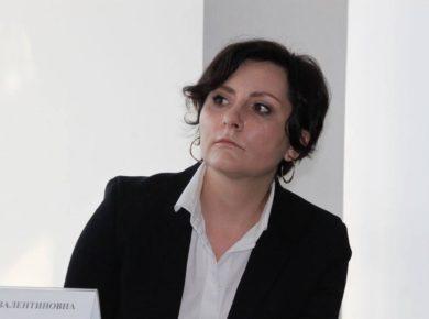 Эвелина Секулович уходит с поста бизнес-омбудсмена Иркутской области