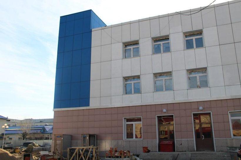 В соседней Бурятии завершается строительство поликлиники онкодиспансера