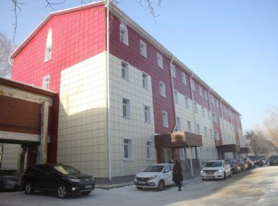 В Усолье-Сибирском торжественно открыли роддом после капитального ремонта