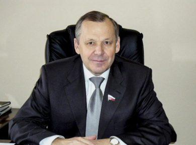 Виталий Шуба приступил к обязанностям советника губернатора Иркутской области