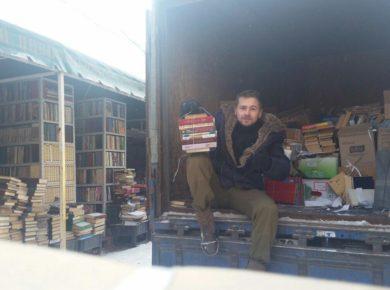 Владельца книжного приюта оштрафовали в Иркутске за размещение книг на собственном участке