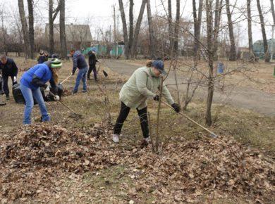 Большая уборка пройдет в Иркутске