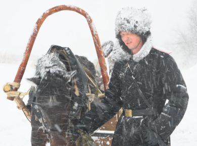 Cтуденты ИрГУПС прошли путь солдат Русско-японской войны по Байкалу