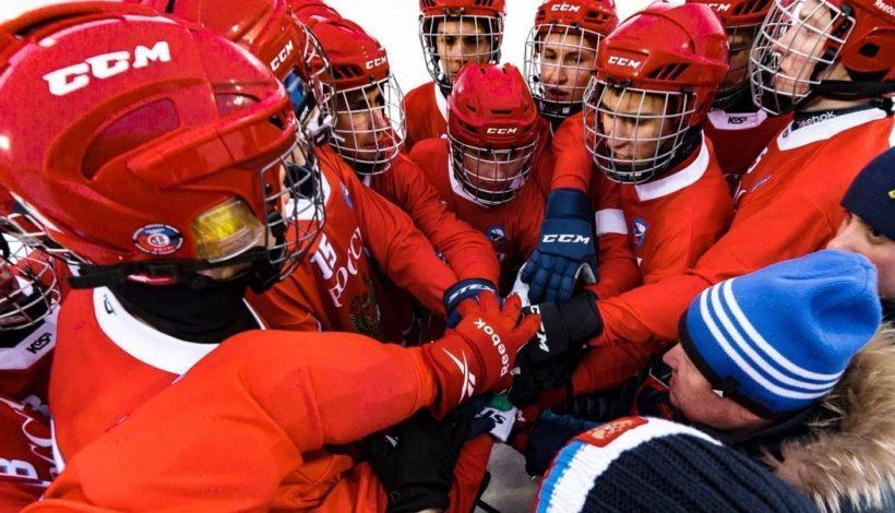 Иркутянин в составе сборной России стал победителем первенства мира по хоккею с мячом
