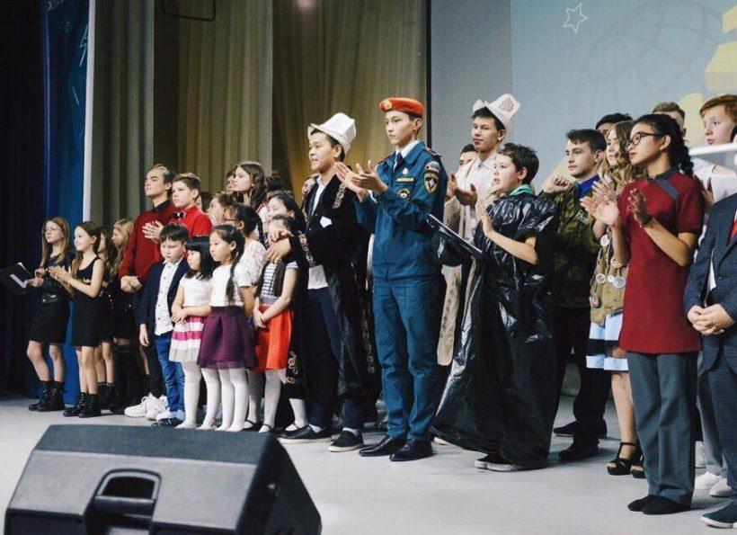 На базе Иркутской школы №19 прошли полуфинальные игры Байкальской школьной лиги КВН