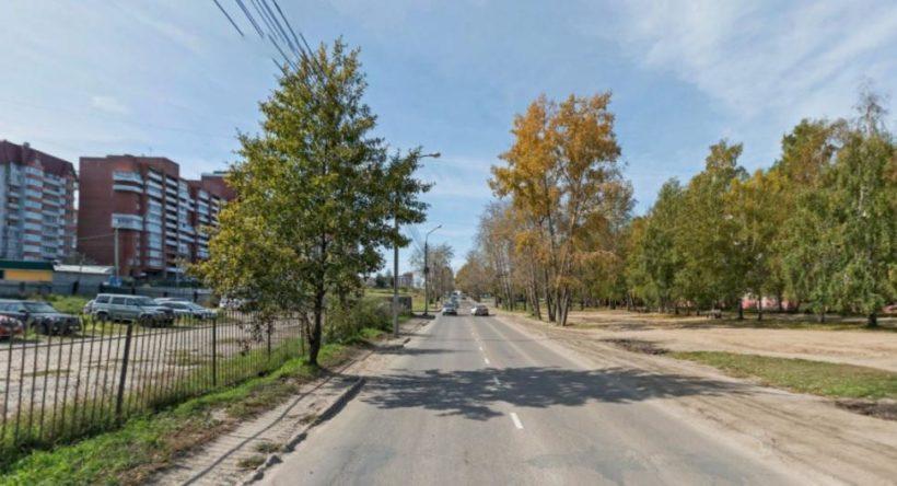 На участке улицы Баумана в Иркутске построят новую двухполосную дорогу и велодорожку