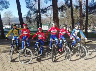 Никита Харченко из Иркутской области стал призером всероссийских соревнований по маунтинбайку