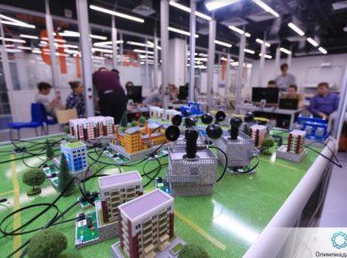 В Иркутске подведены итоги финального этапа Всероссийской инженерной олимпиады НТИ