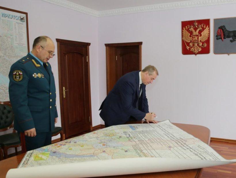 Особый противопожарный режим на юге Иркутской области в этом году введут с 1 апреля