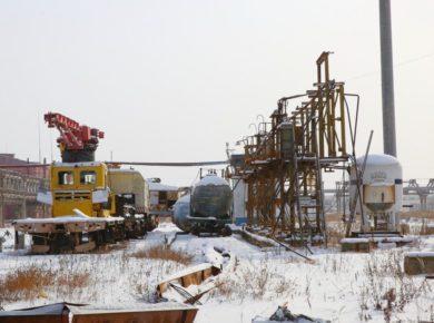 """При установлении положительных температур начнутся работы по демеркуризации одного из складов """"Усольехимпрома"""""""