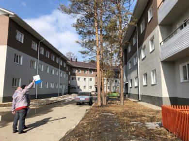 Сироты из Ангарска жалуются на проблемы в предоставленном жилье