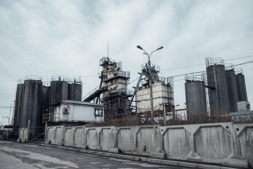 Асфальтобетонный завод начинает выпускать новые асфальтовые смеси